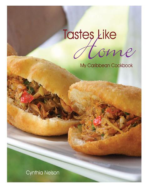 Taste like Home cookbook