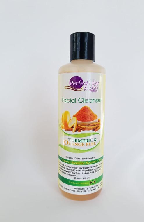 Jamaican Tumeric & Orange Facial Cleanser
