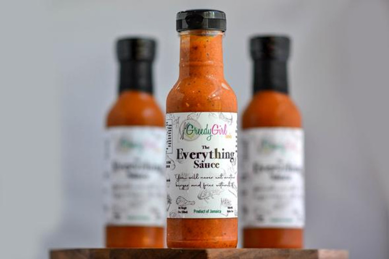 The Everything Sauce