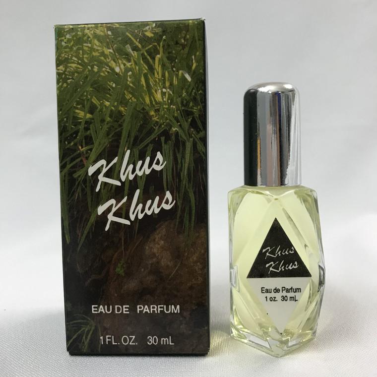 KHUS KHUS – 1 oz Eau de Parfum