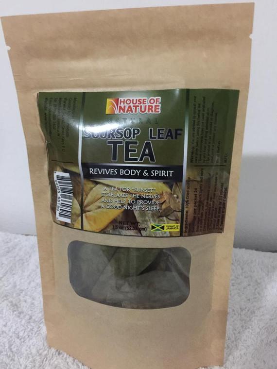 Natural Soursop Leaf Tea pk