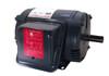 (opened box) Capacitor Start Rigid Base Motor 2 HP # OB1202T