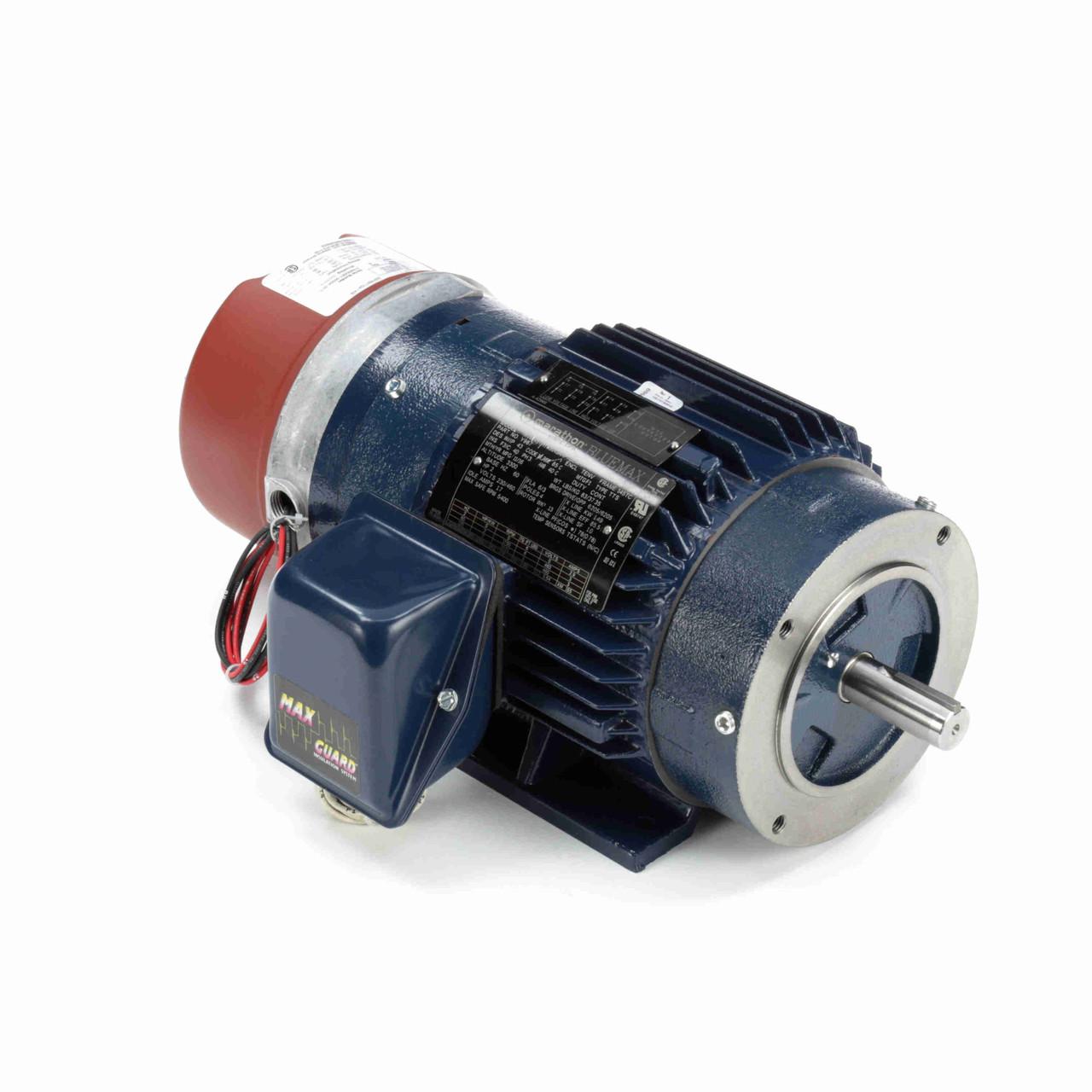 Y987 2000:1 Constant Torque Brakemotors 2 HP