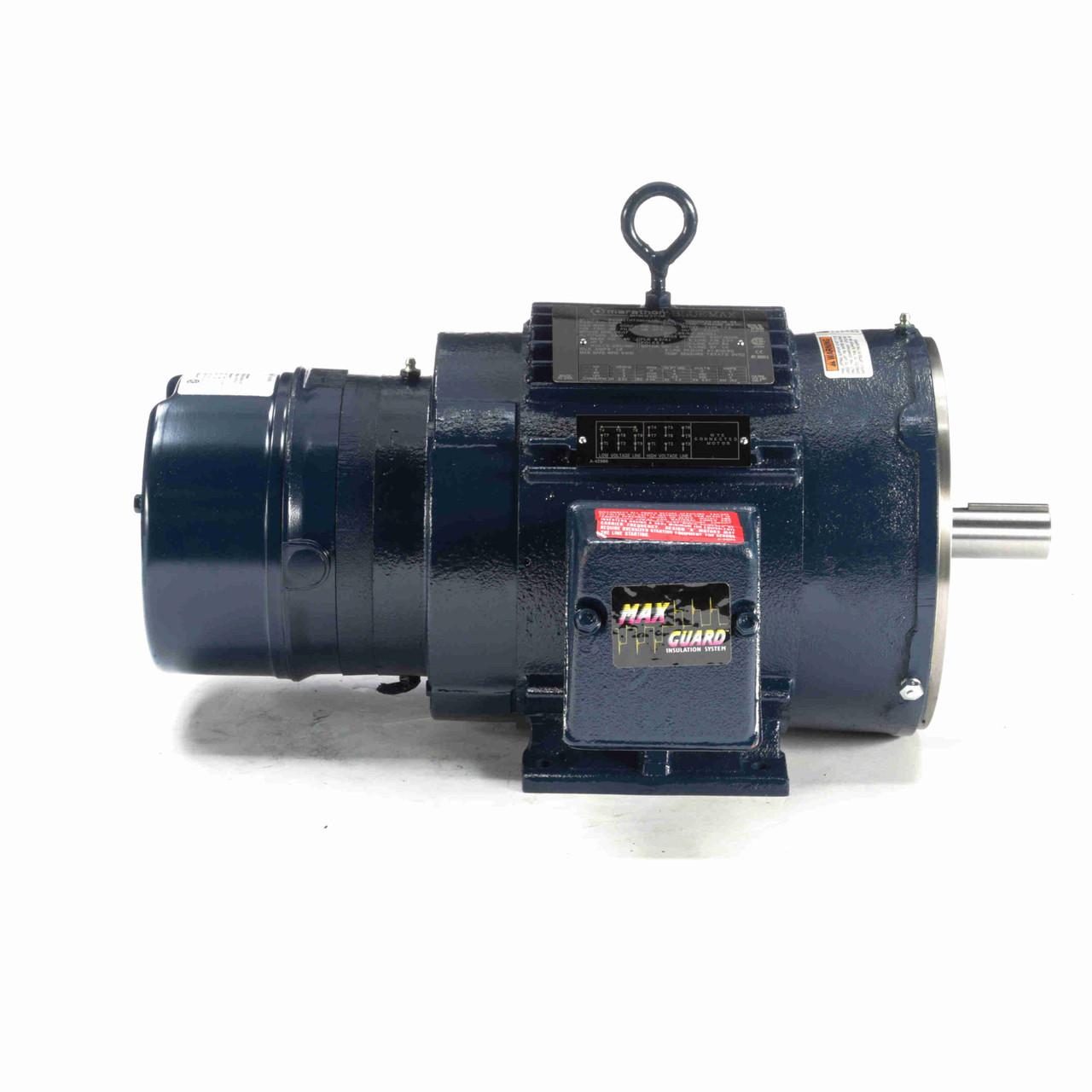 Y988 2000:1 Constant Torque Brakemotors 3 HP