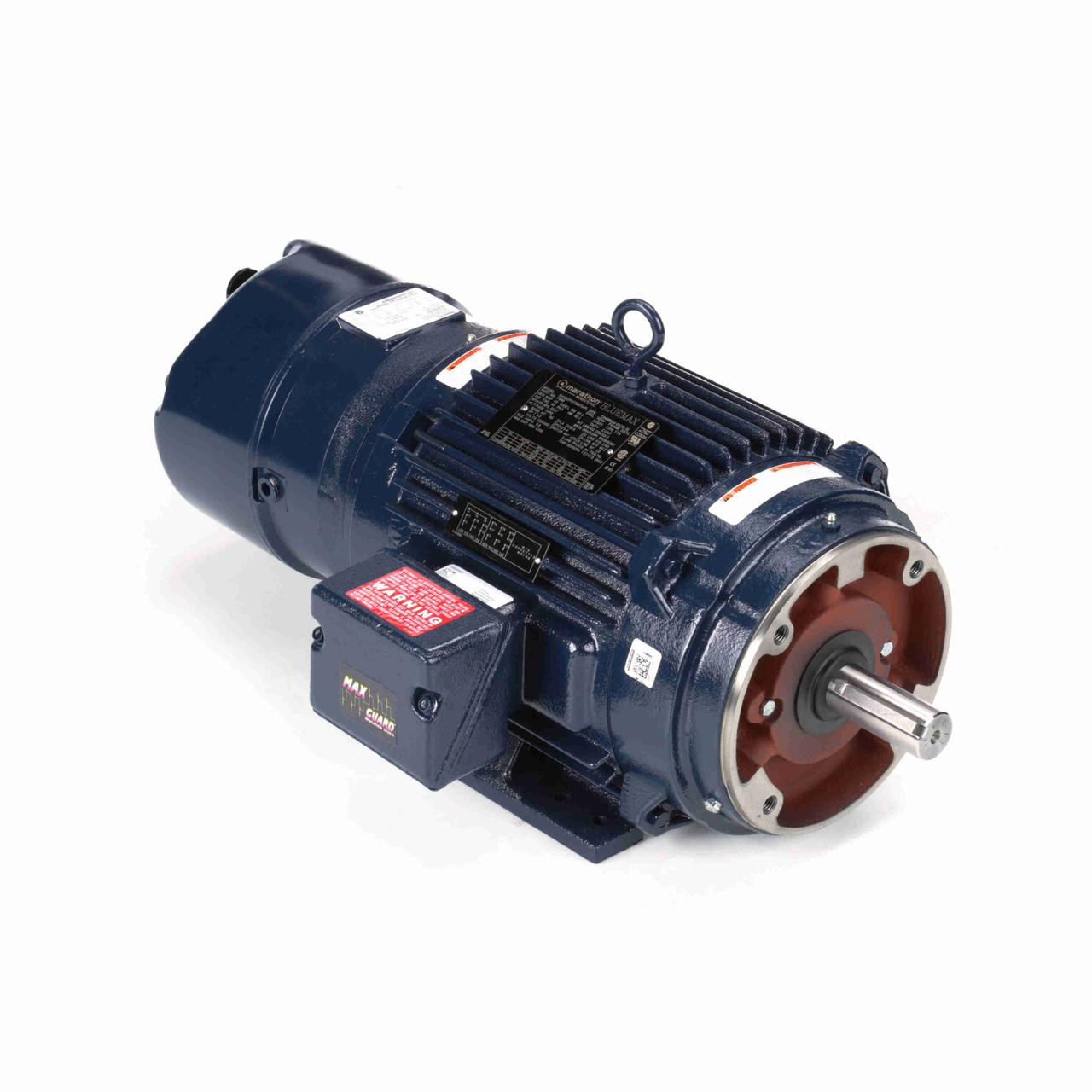 Y990 2000:1 Constant Torque Brakemotors 7-1/2 HP