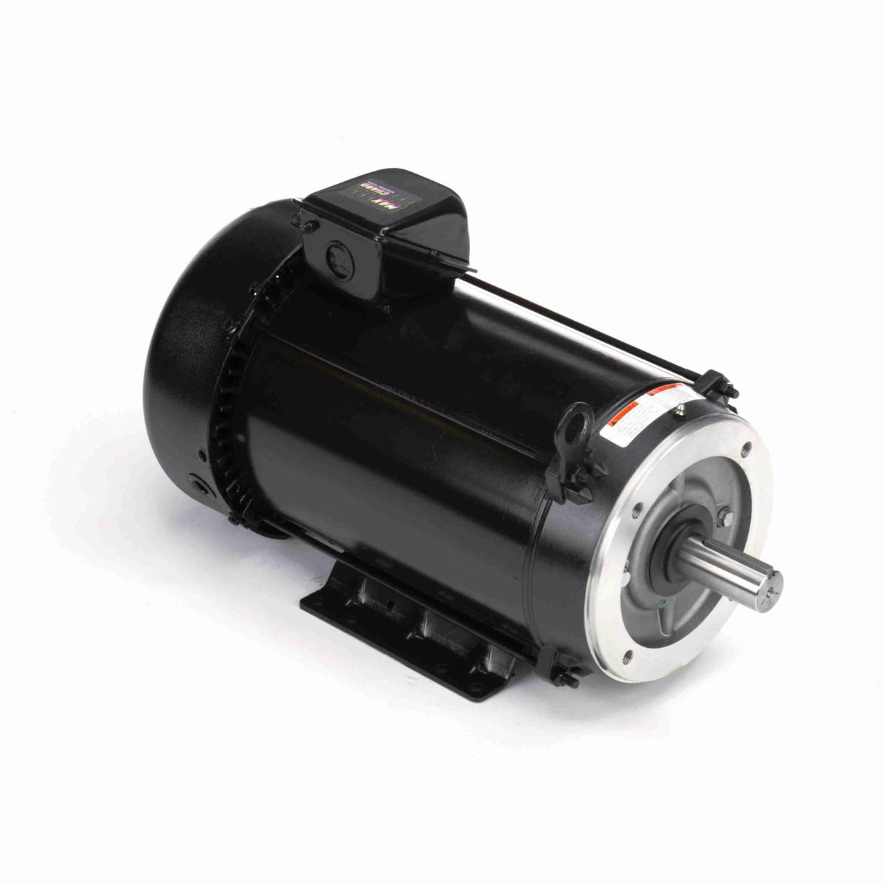 Y996 microMAX AC Inverter Duty Motor 10 HP