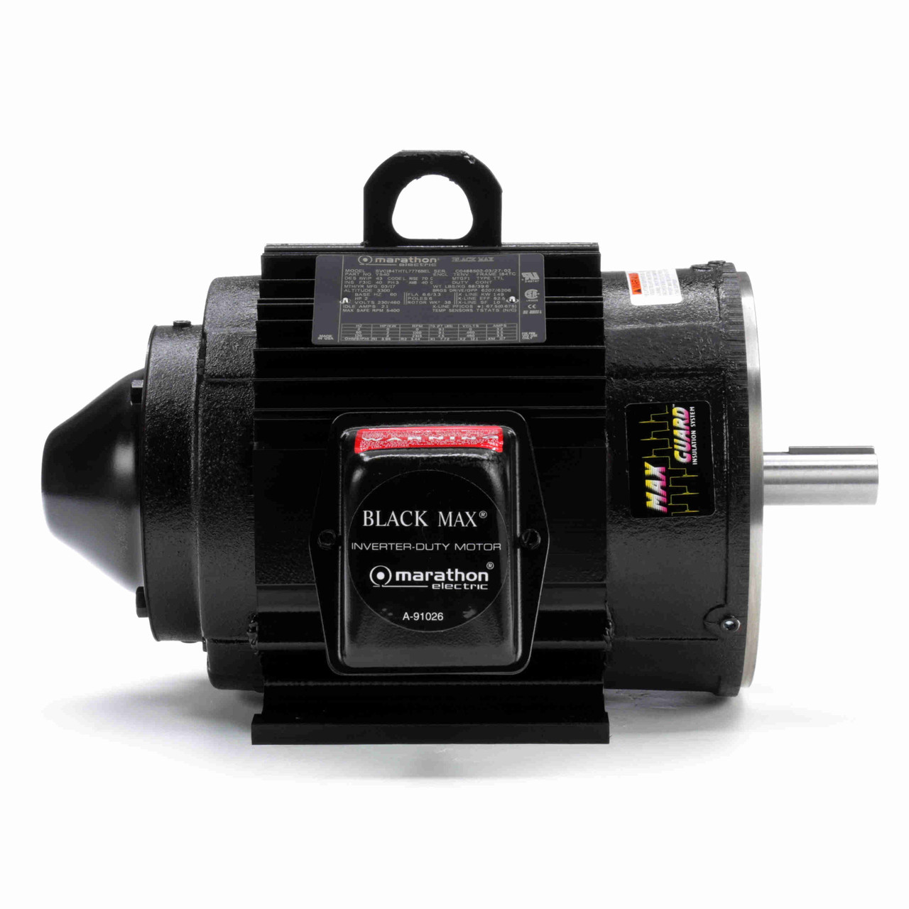 Y540 Black MAX 1000:1 Constant Torque 2 HP