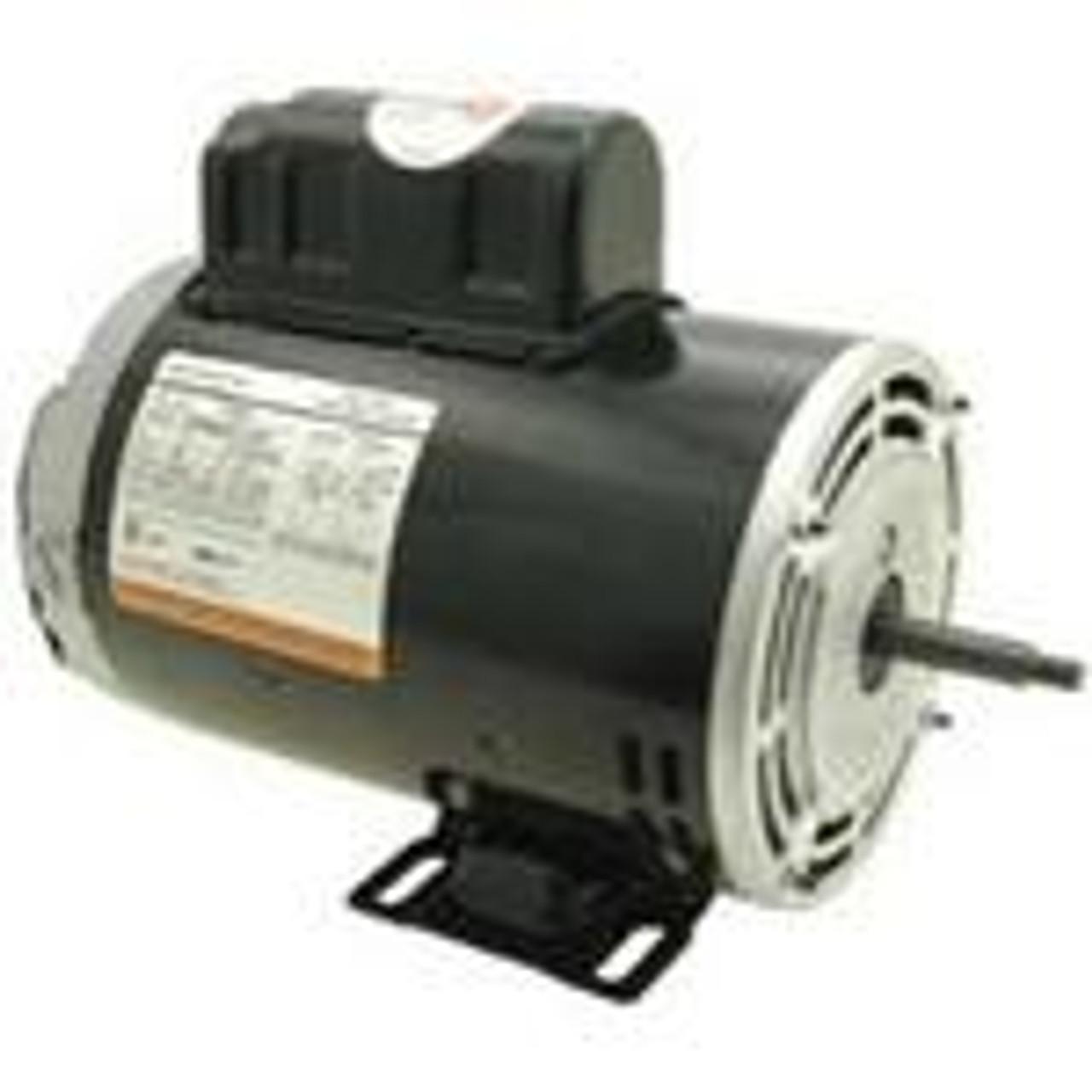 TS606 Energy Efficient Single Speed Pool Motor 4  HP