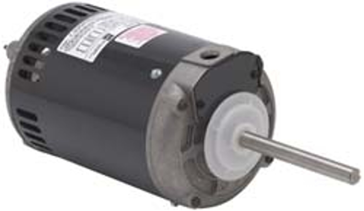 1820 Three Phase Commercial Condenser Fan Motor 1 HP