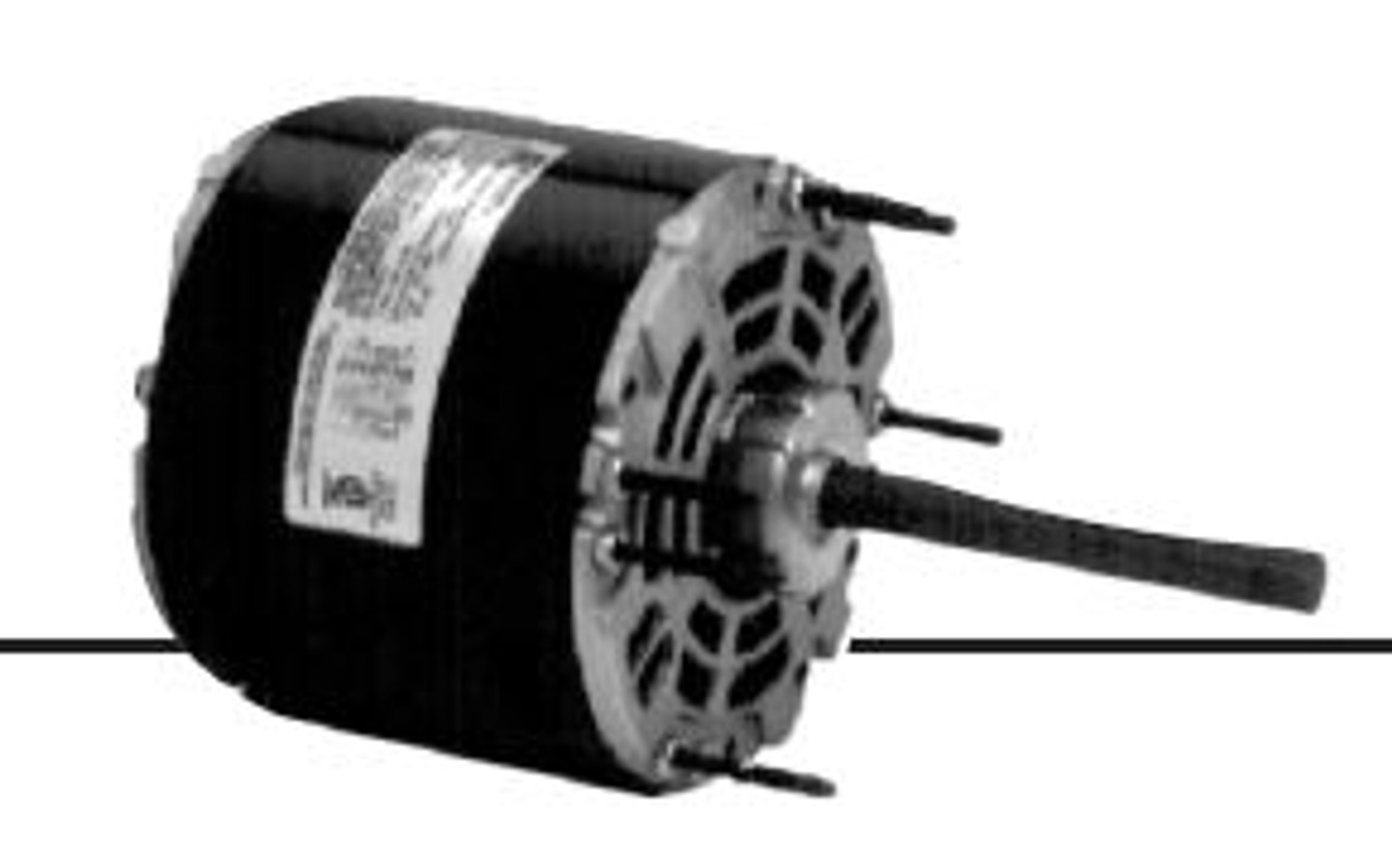 1341 Direct Drive Fan Single and Double Shaft 1/4HP