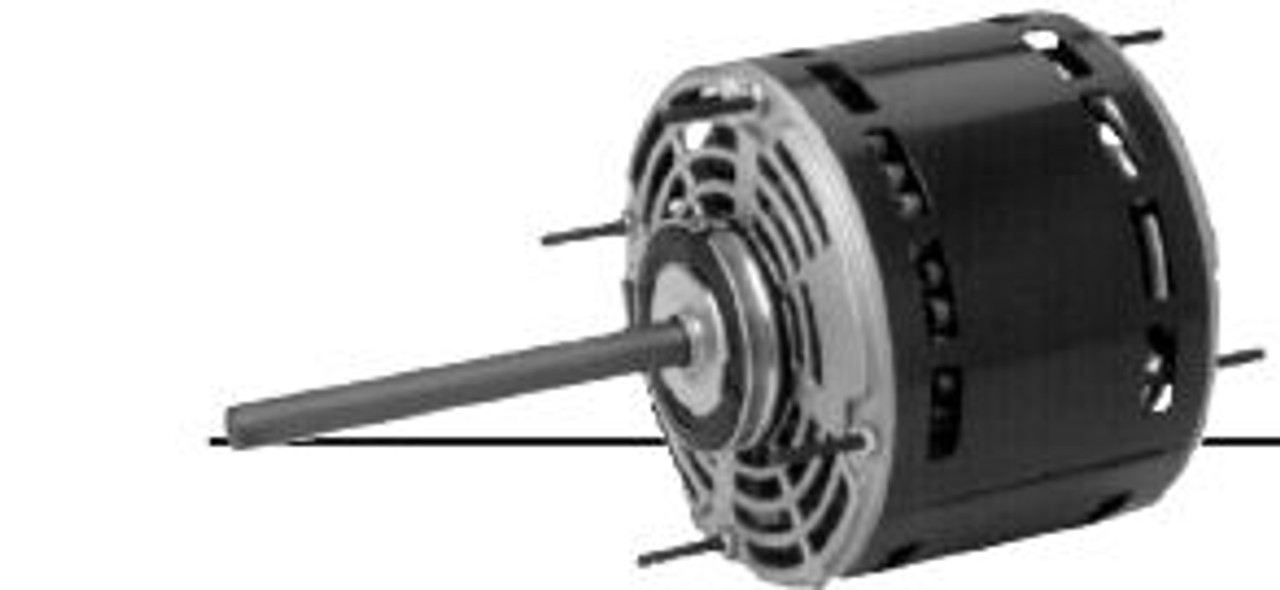 1125 Direct Drive Fan and Blower Four Speed 3/4 HP