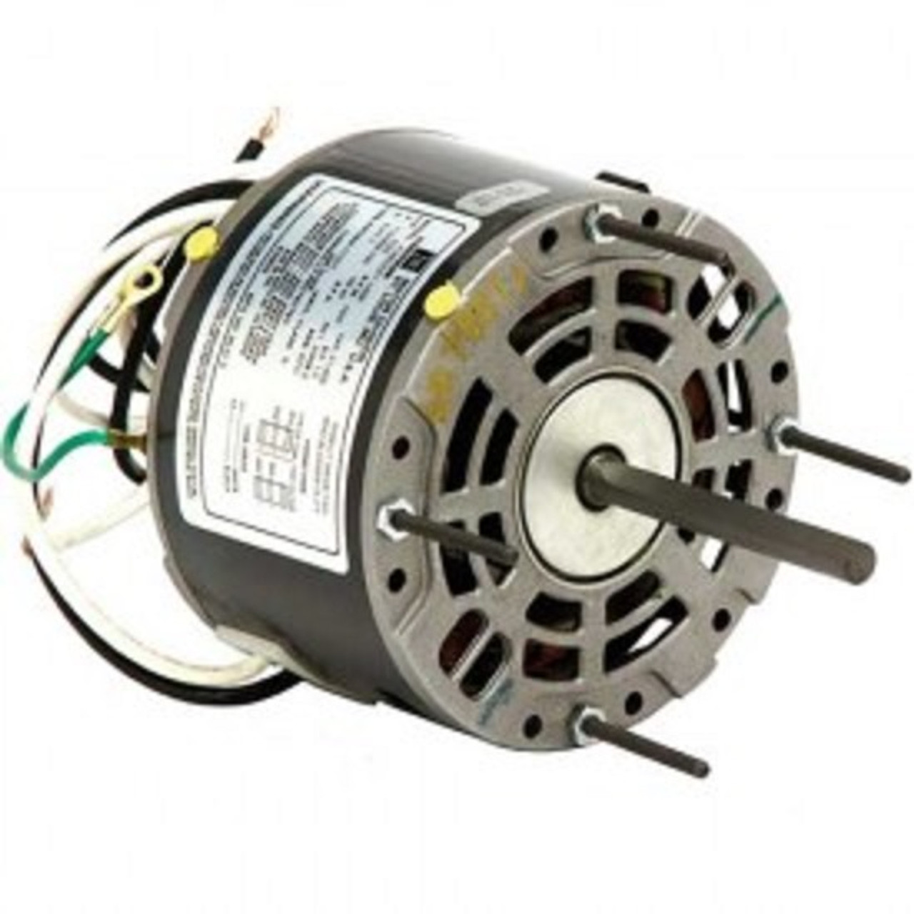 baldor electric motor 5 capacitor wiring 3 capacitor 5 hp 5463 direct drive fan and blower four speed 3 4 hp csh electric  5463 direct drive fan and blower four