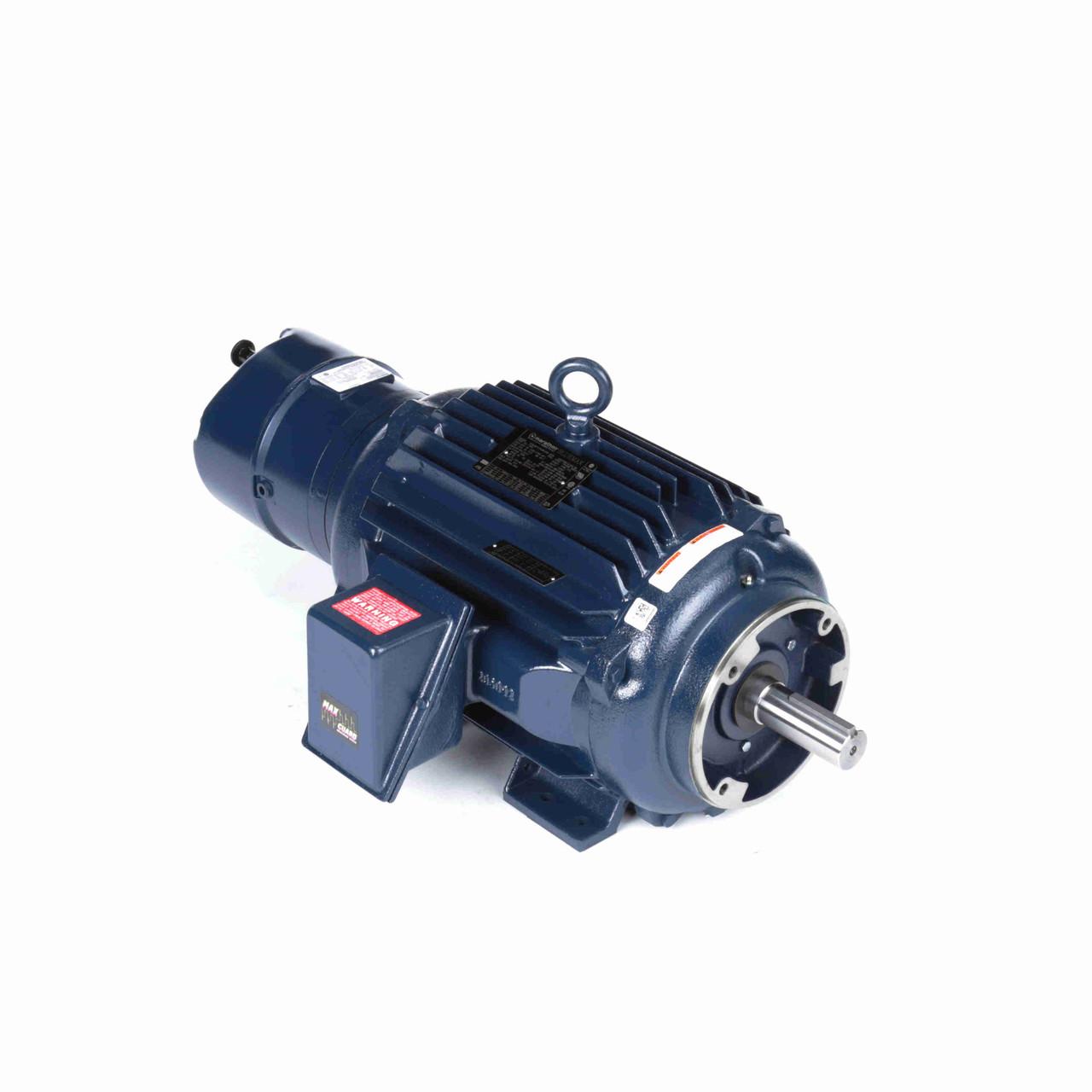 Y993 Inverter Duty: Blue Max 2001:1 Constant Torque TENV C-Face