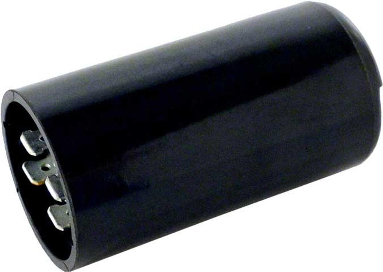 092A145B330DE8A (145D-USA) 145UF-174UF 330VAC Motor start Capacitor (Round)
