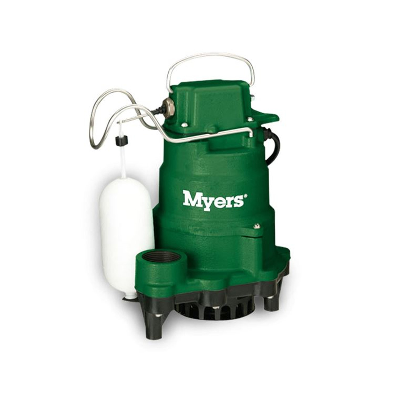 Myers MCI050 Cast Iron Sump Pump 1/2 HP
