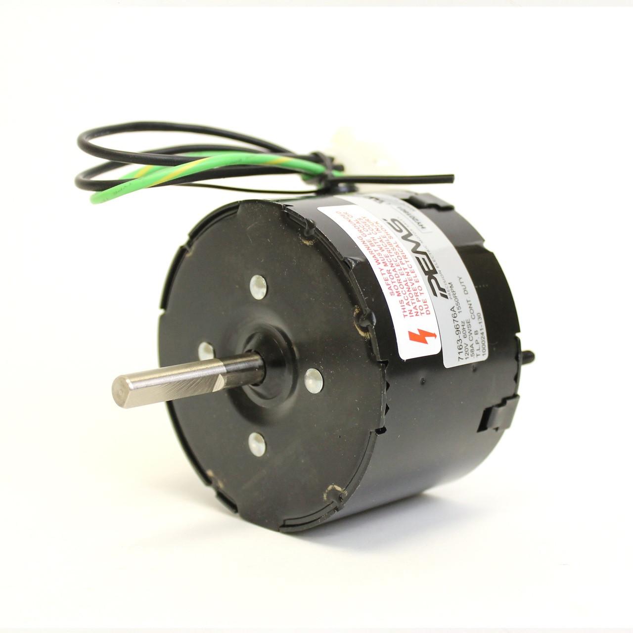 7163-9676a 1/100 hp 1550 rpm cw 3 3
