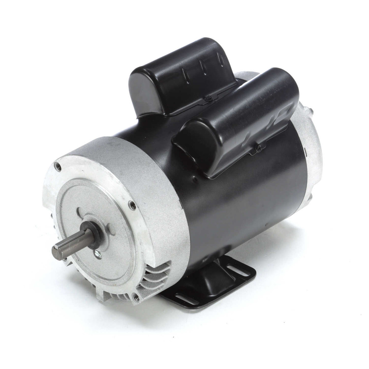 C1269A Single Phase Dripproof C-Face Rigid Base Motor 2 HP
