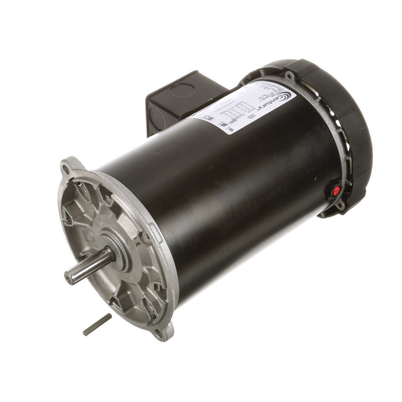 C349ES Three Phase Totally Enclosed Auger Drive Motor 1 1/2 HP