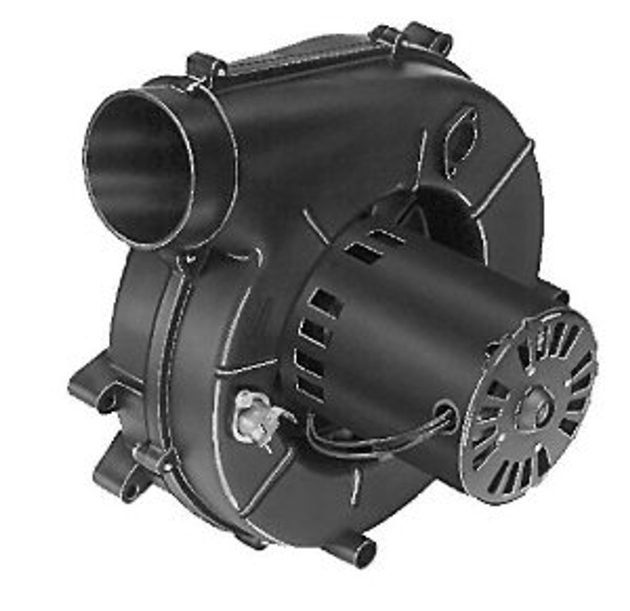 (opened box) Clare Furnace Draft Inducer Blower 115 Volts Fasco # A140