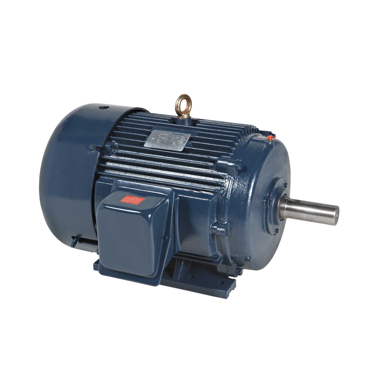 GT1134A Globetrotter Three Phase Totally Enclosed Rigid Base Motor 40 HP