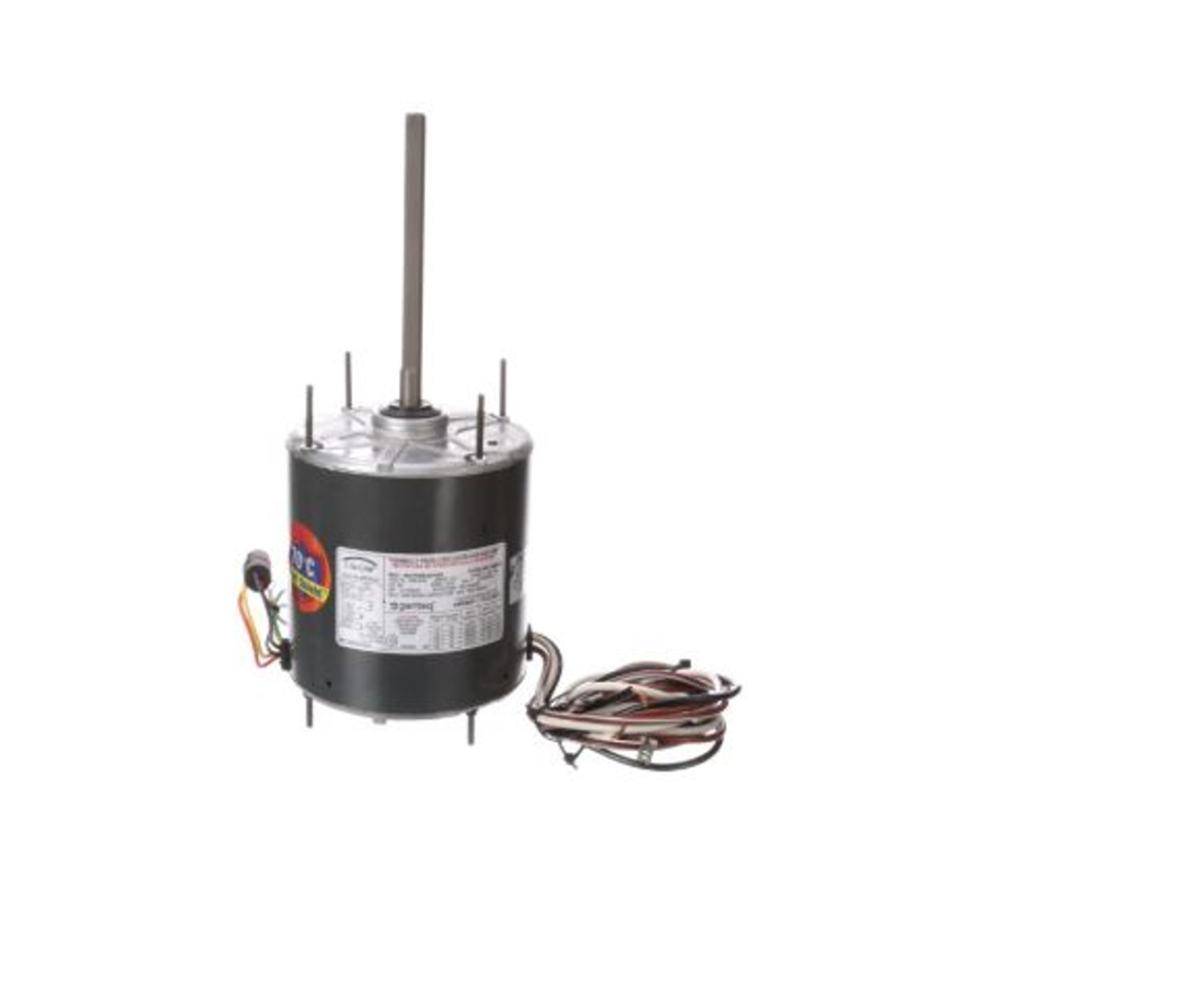 3460HS 5-5/8 In. Diameter Condenser Fan Motor 1/2-1/6 HP