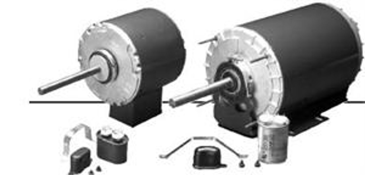 """(opened box)  2202 5.6"""" Diameter, All Angle Mounting, Hub Ring Mount 3/4 HP"""
