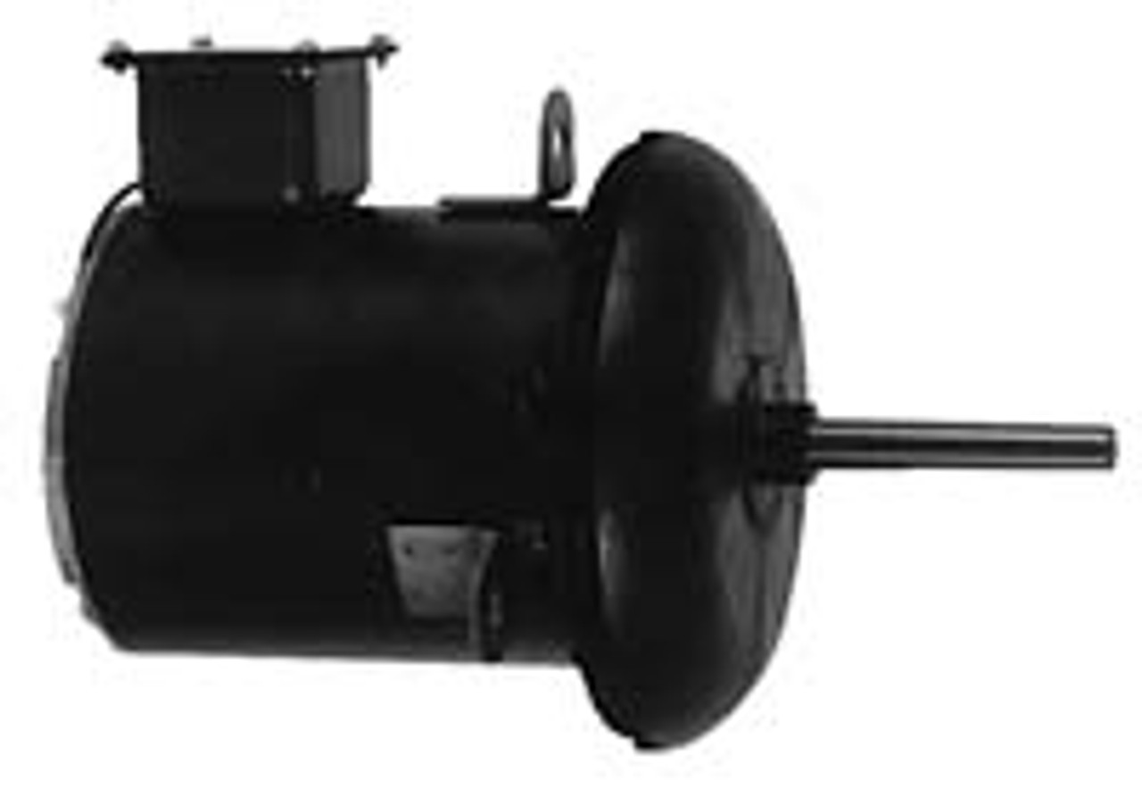 (opened box) Carrier Electric Motor 1/2 hp 1075 RPM 200-230/460V Century # OCA1056
