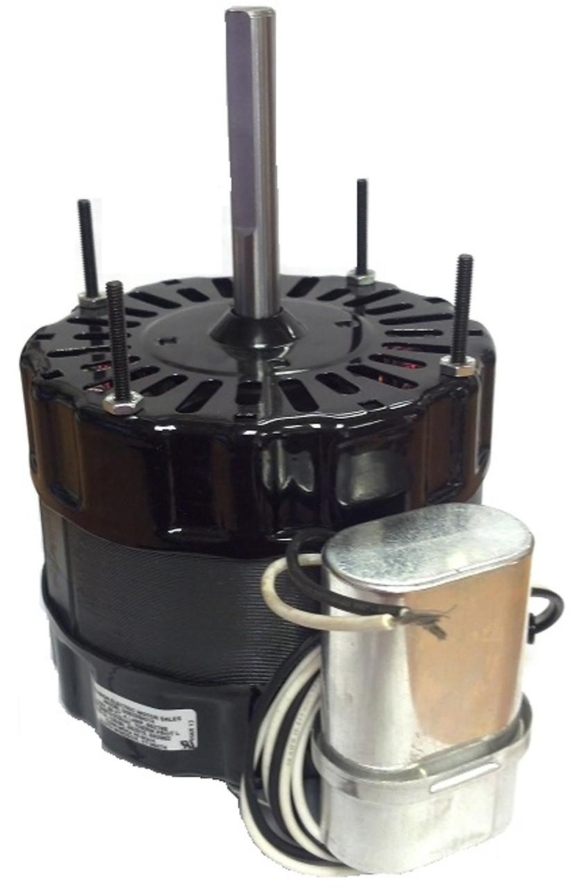 (opened box) Unit Heater Motor A0820B2843 1/4 hp 1075 RPM 4.7 amps 120V # P4093