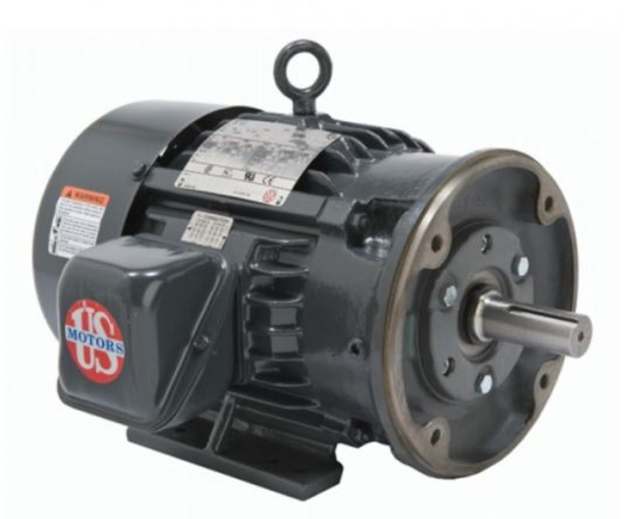 HD3P2EC Hostile Duty Motor