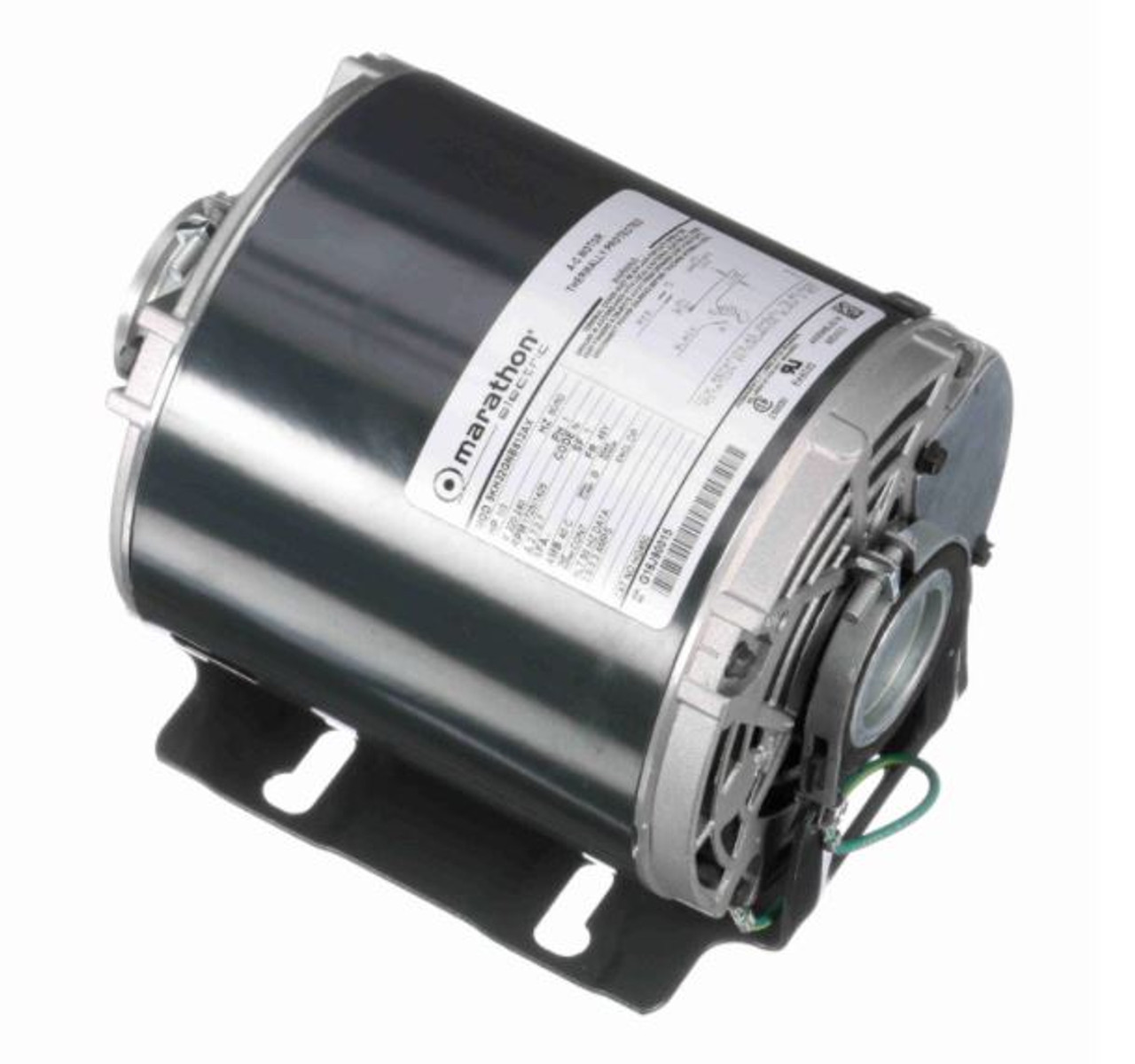 HG450 Marathon 1/3 HP Carbonator Pump Motor, 1 phase, 1800 RPM, 220-240 V