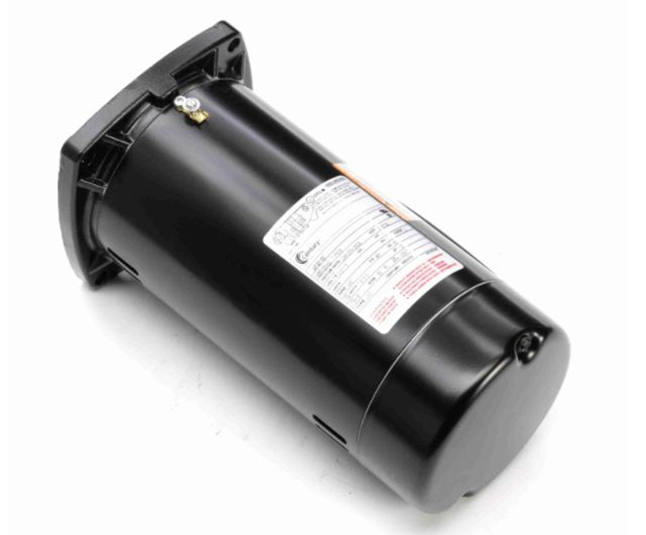 USQ1102 Square Flange Pool and Spa Motor 1 HP