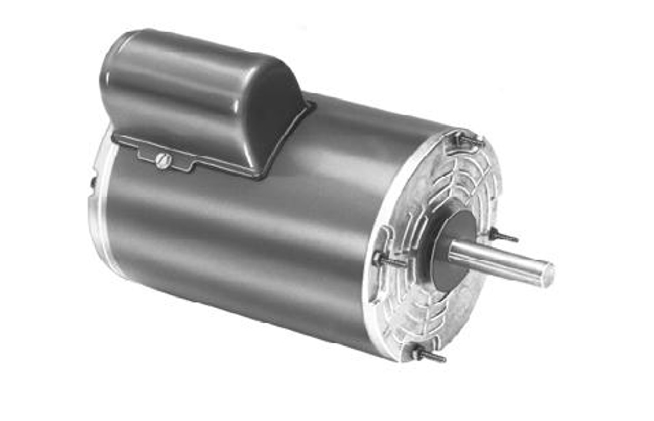 D998 5 6 Diameter Pedestal Fan Motor and Gearmotor 1/2 HP