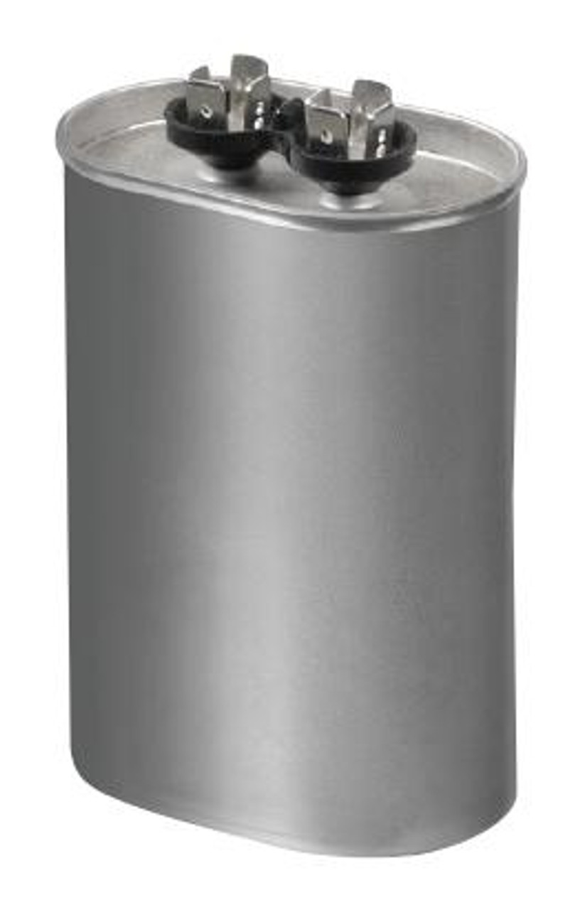 12.5DV,  12.5MFD-370V Motor Run Capacitor (Oval)