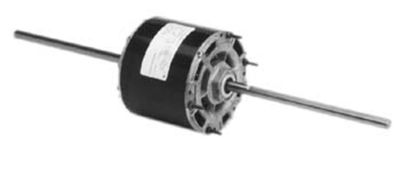 348A 5 In. Diameter Double Shaft Motor 1/6-1/8-1/10 HP