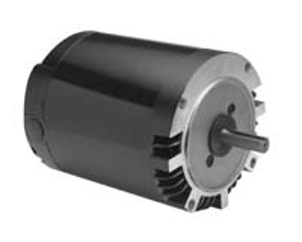 F395  C-Face Ventilator Motor 1 1/2 HP