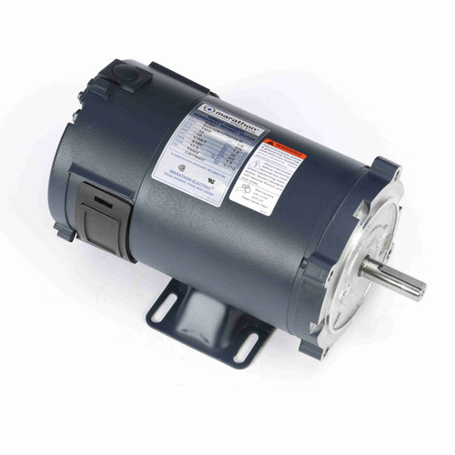 Z664 Low Voltage DC Permanent Magnet Motor 1/2 HP