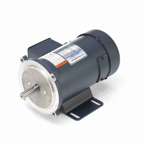 Z604 DC Permanent Magnet SCR Totally Enclosed Motor 1/3 HP