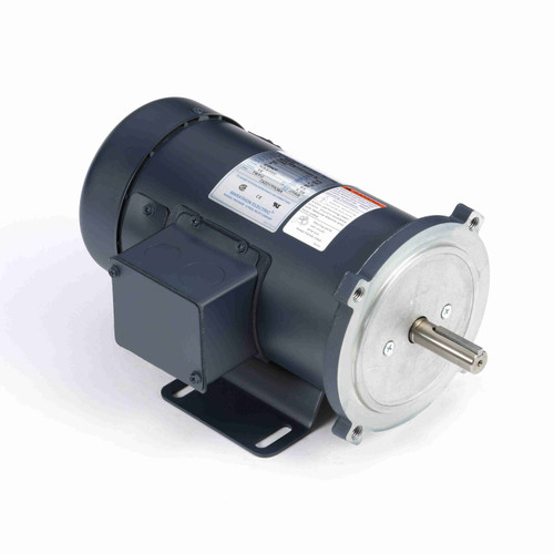 Z606 DC Permanent Magnet SCR Totally Enclosed Motor 1/2 HP