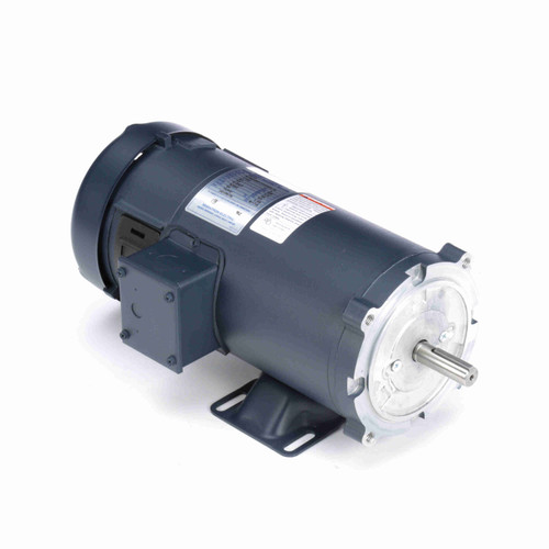 Z612 DC Permanent Magnet SCR Totally Enclosed Motor 1 HP