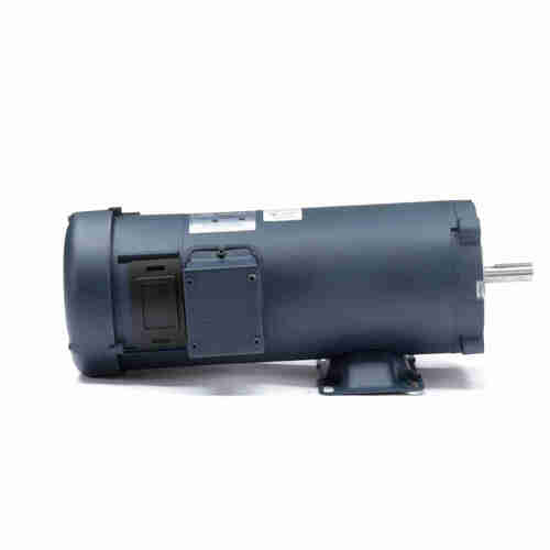 Z614 DC Permanent Magnet SCR Totally Enclosed Motor 1-1/2 HP