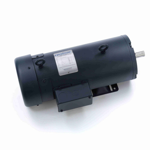 Z615 DC Permanent Magnet SCR Totally Enclosed Motor 1-1/2 HP