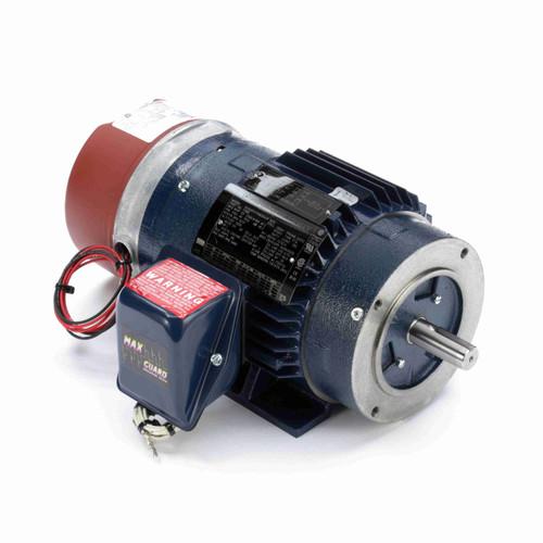Y986 2000:1 Constant Torque Brakemotors 1 HP
