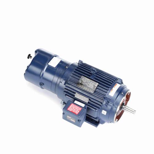 Y991 2000:1 Constant Torque Brakemotors 10 HP