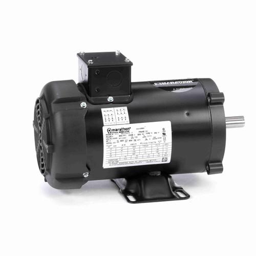Y364 microMAX AC Inverter Duty Motor 1 HP