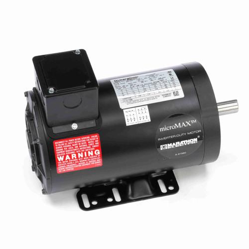 Y366 microMAX AC Inverter Duty Motor 1-1/2 HP