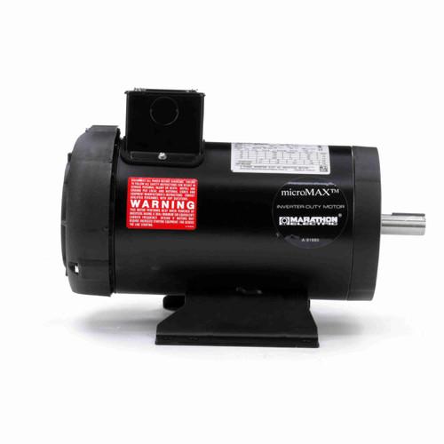 Y370 microMAX AC Inverter Duty Motor 3 HP