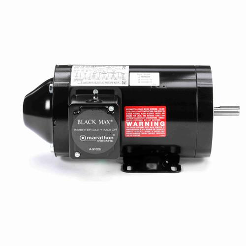 MY556 Black MAX 1000:1 Constant Torque 1 HP