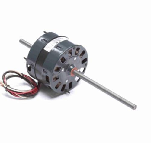 D1092 1/3 HP 115 Volt 1625 RPM 2-Speed Coleman RV Air Conditioner Motor