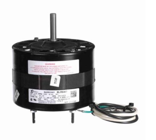 BLR6407 Single Shaft Open Fan/Blower Motors 1/15 HP