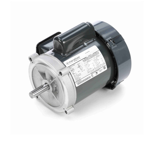 G1511 Single Phase Totally Enclosed C-Face Motor 1/4 HP